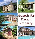 Find property for sale throughout France