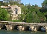 Le Moulin de Pattus is a beautiful 17th century stone watermill in the heart of the Gard countryside in the sunny south of France.